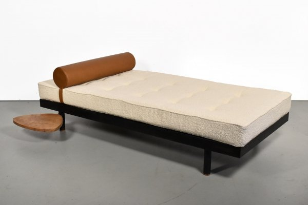 S.C.A.L. daybed by Jean Prouvé & Charlotte Perriand, 1950s