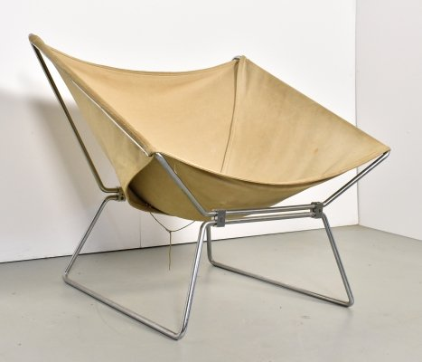 Pierre Paulin Anneau chair for AP Polak, 1950s
