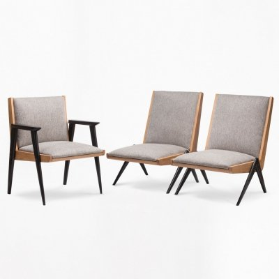 Type 1312 seating group, 1960s