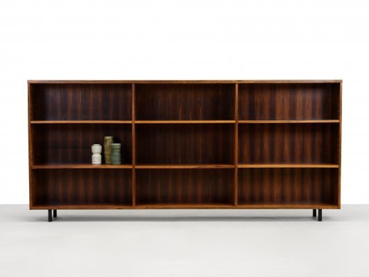 Vintage Rosewood bookcase, 1960s