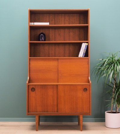 Danish design Bookcase in teak, 1960's