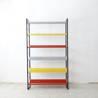 Rare version of the XXL series Free standing bookcase by Tomado Holland