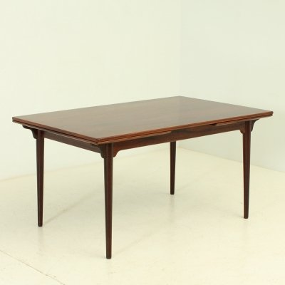 Rosewood 'Model 54' Dining Table by Gunni Omann for Omann Jun