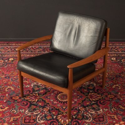 2 x arm chair by Grete Jalk for France & Son, 1960s
