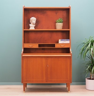 Danish design Secretary in mahogany, 1960's