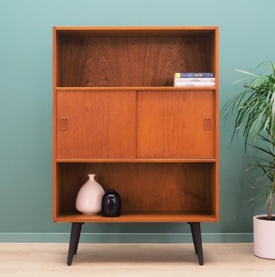 Teak Bookcase by TH Juul, Denmark 1970s