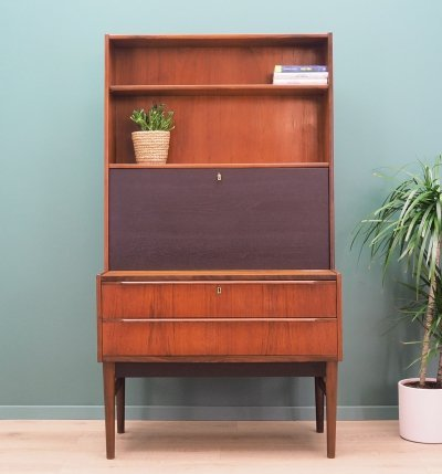 Danish design secretary in teak, 1970's