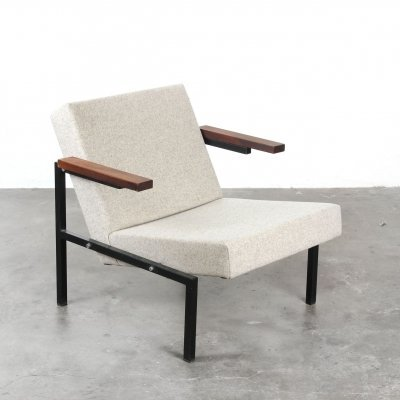 SZ29/SZ63 arm chair by Martin Visser for Spectrum, 1960s