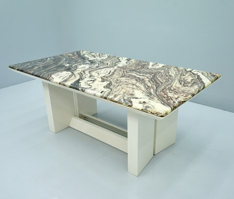 Marble Dining Table, 1970s