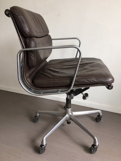 EA217 office chair by Charles & Ray Eames for Herman Miller, 1970s