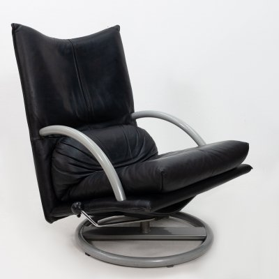 Torino BMP lounge chair by Rolf Benz, 1980s
