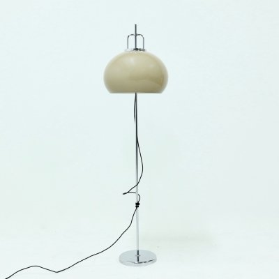 Italian Lucerna Floor Lamp by Harvey Guzzini for Meblo, 1960s