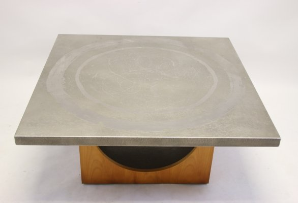 Heinz Lilienthal coffee table, 1970's