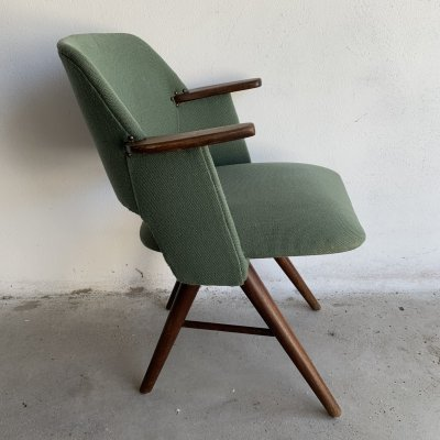 FT30 dining chair by Cees Braakman for Pastoe, 1960s