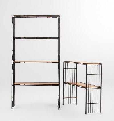 Multistrux modular shelving by Multimueble, Spain 1970's