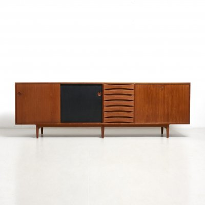 Sideboard Model 29A in Teak by Arne Vodder for Sibast, Denmark 1959