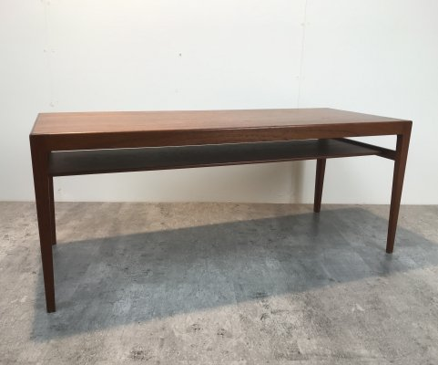 Ludvig Pontoppidan coffee table, 1950s