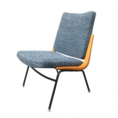 Lounge chair 525/1 by TON Czechoslovakia, 1960s