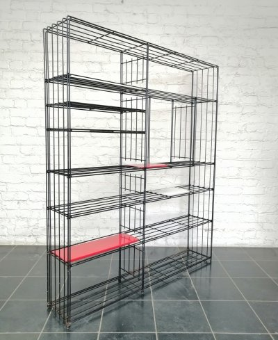 Bookcase by Tjerk Reijenga for Pilastro