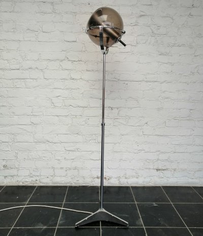 Globe floor lamp by Frank Ligtelijn for Raak, 1960s