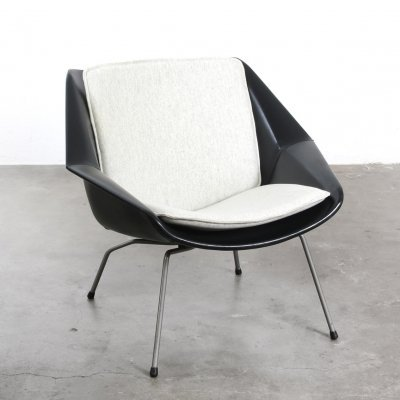 FM04 lounge chair by Cees Braakman for Pastoe, 1950s