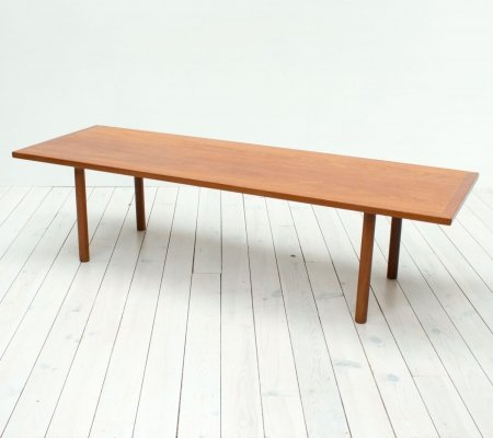 Danish Teak AT-12 Coffee Table by Hans Wegner
