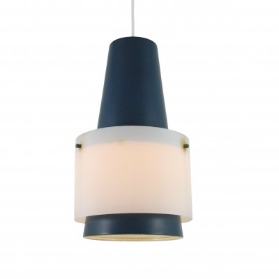 NT28 E/00 pendant light by Louis Kalff for Philips, 1950s