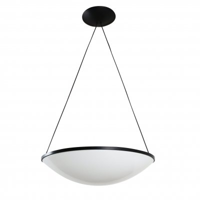 Early 'Trama' pendant by Luciano Balestrini & Paolo Longhi for Luceplan, 1986