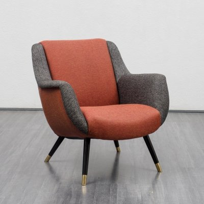 Rare Mid-Century 1950s ball chair, 1950s