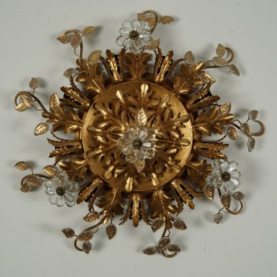 Flower Ceiling Lamp from Banci, Italy