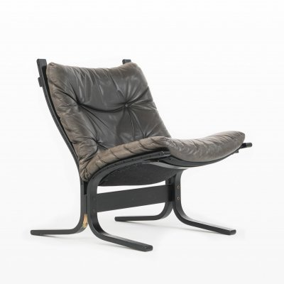 Siesta lounge chair by Ingmar Relling for Westnofa, 1960s