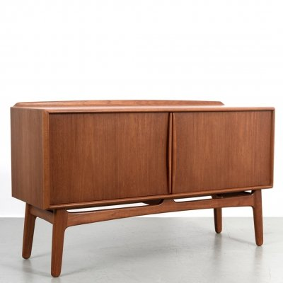 Small sideboard by Svend Aage Madsen for K. Knudsen & Son, 1950s