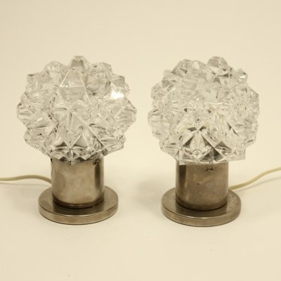 Pair of vintage desk lamps, 1970s