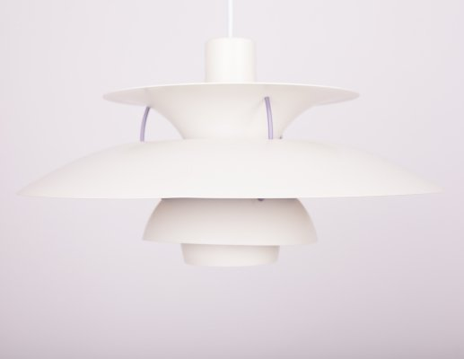 Mid-Century Model PH5 Pendant Lamp by Poul Henningsen for Louis Poulsen, 1960s