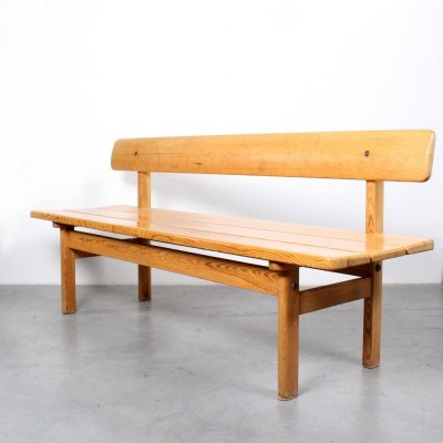 Asserbo bench by Børge Mogensen for Karl Andersson & Söner, 1970s