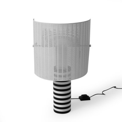 Artemide Shogun Table Lamp by M. Botta, 1980s