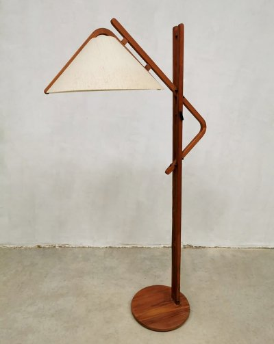 Midcentury floor lamp by Domus, Germany 1960s