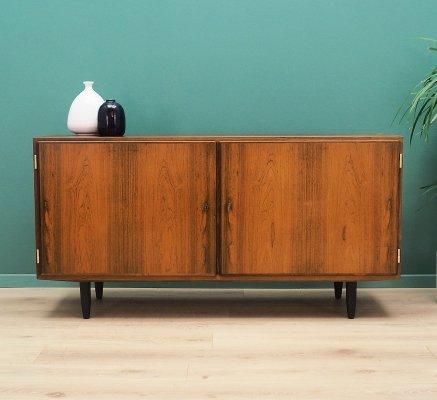 Rosewood sideboard by Carlo Jensen for Hundevad & Co, 1970s