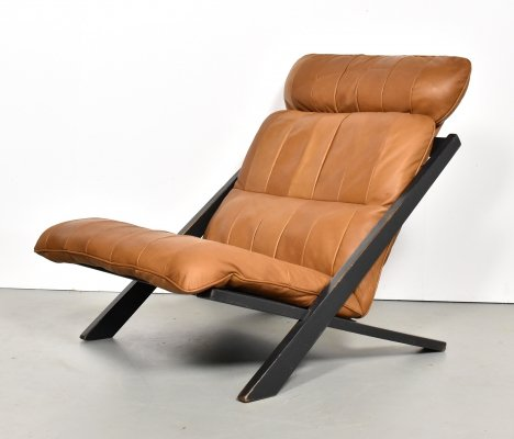 Lounge chair by Ubald Klug for De Sede, 1970s