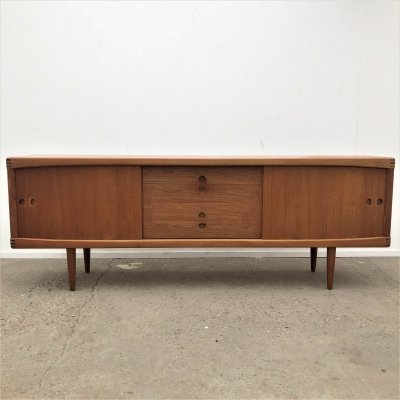 Danish sideboard designed by HW Klein for Bramin, 1960s