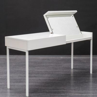 Mid-century 1970s dressing table by Interlübke