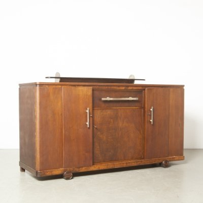 'T WoonHuys Amsterdam School Buffet, 1930s