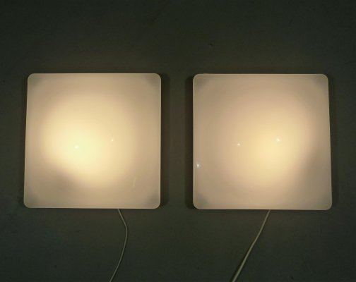 Dada (Medium) Wall & Ceiling Lamps by iGuzzini, 1990s