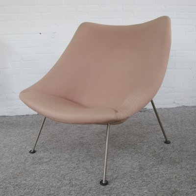 Large Oyster chair by Pierre Paulin for Artifort, 1950s