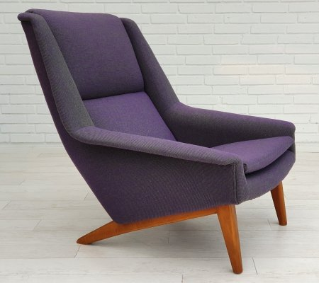 Danish design Model 4410 arm chair by Folke Ohlsson, 1960s