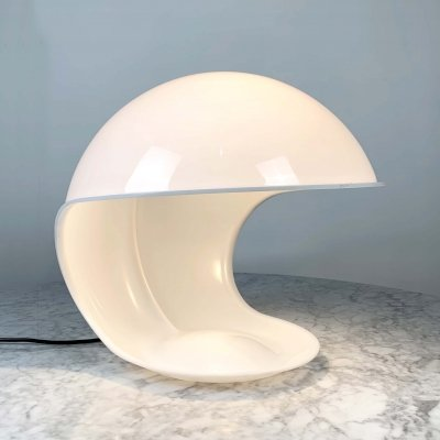 Foglia / Model 643 Table Lamp by Elio Martinelli for Martinelli Luce, 1960s