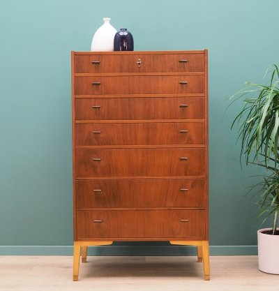 Danish design Chest of drawers in teak, 1960's
