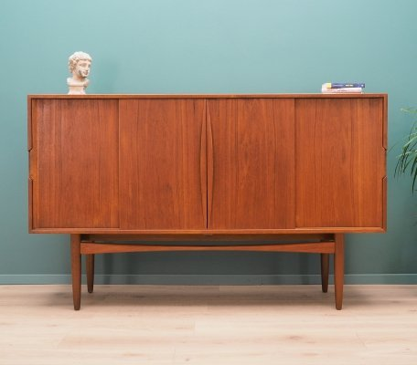 Danish design Highboard in teak, 1970's