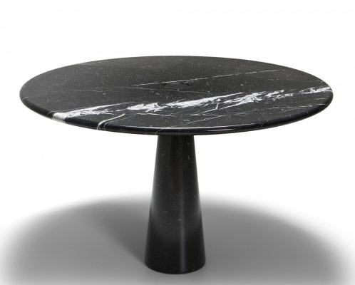 Eros Marble Dining Table by Angelo Mangiarotti, 1970s