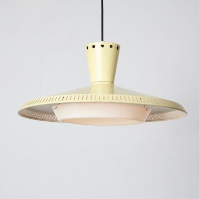 Louis Kalff NB93 Pendant for Philips, 1950s